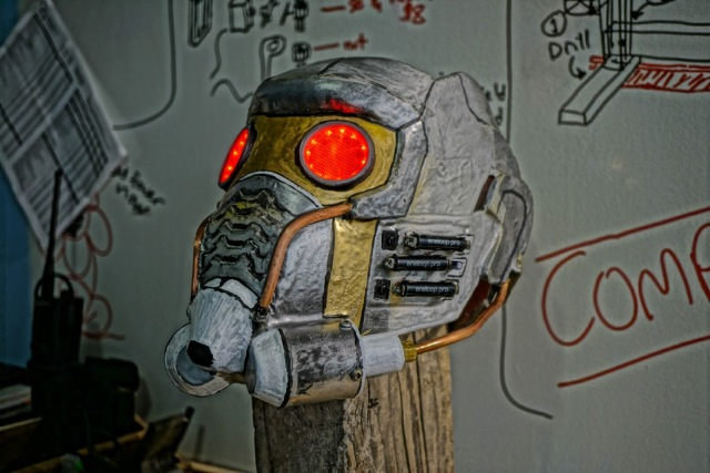 Custom made, Star lord cosplay by DropBOB Designs